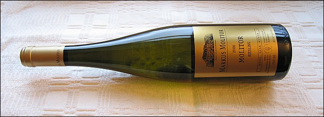Markus Molitor Riesling 2006