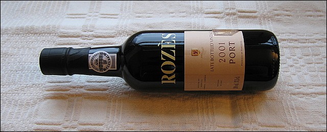 Rozès Late Bottled Vintage 2001